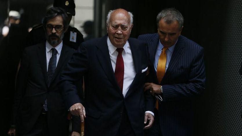 El ex tesorero Álvaro Lapuerta cayó en coma justo después de anunciar que tiraría de la manta sobre la caja B del PP