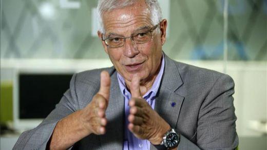 Josep Borrell acepta el encargo de Sánchez para ser ministro de Exteriores