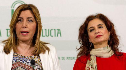 La consejera andaluza María Jesús Montero, ministra de Hacienda
