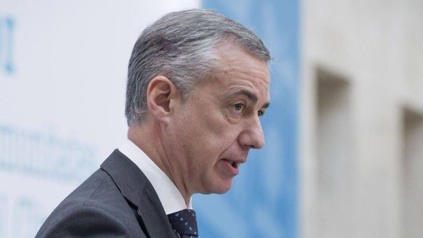 El lehendakari Urkullu acusa al PP de 'revanchismo y venganza' por enmendar los Presupuestos