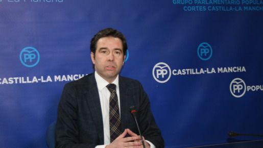 Portavoz adjunto del Grupo Parlamentario Popular en las Cortes de Castilla-La Mancha, Lorenzo Robisco