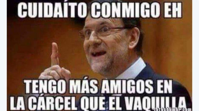 Los memes de la trayectoria de Rajoy