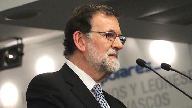 Rajoy se despide entre lágrimas: convoca un congreso extraordinario del PP para elegir nuevo líder