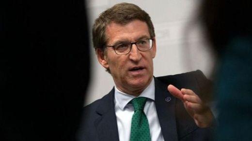 Ahora sí, arranca la carrera sucesoria de Rajoy: Feijóo da un paso al frente