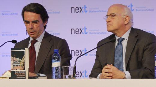 Vuelve Aznar, que nunca se fue: se ofrece a reconstruir el centro-derecha tras el adiós de Rajoy