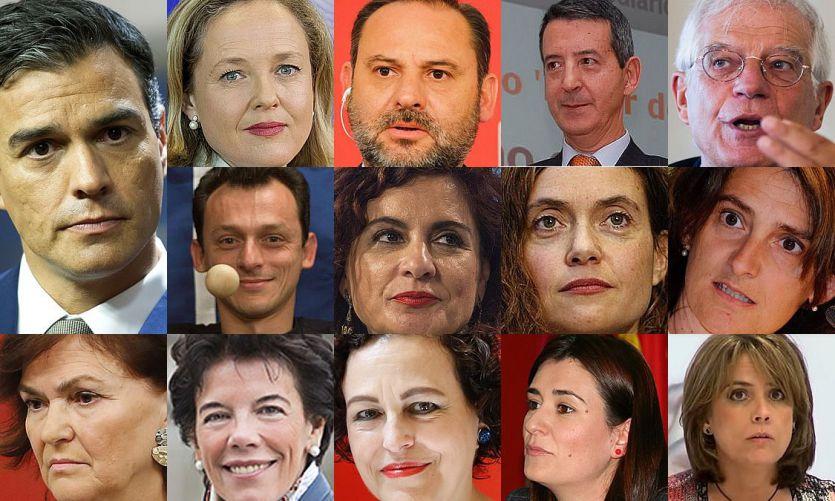 El juez Grande-Marlaska será ministro de Interior y Margarita Robles, de Defensa en el Gobierno de Sánchez