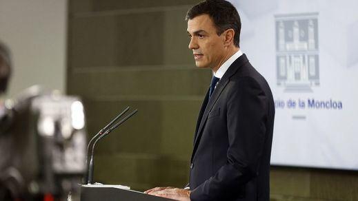 11 mujeres y 6 hombres: todos los ministros del Gobierno de Pedro Sánchez