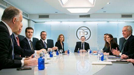El PP se encamina a una lista única para no dividir al partido en la sucesión de Rajoy