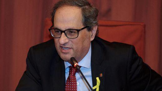 Torra pone a prueba el talante de Sánchez: intenta recuperar leyes catalanas que tumbó Rajoy