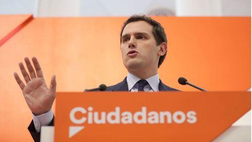 El Tribunal de Cuentas inicia un proceso sancionador contra Ciudadanos por irregularidades en sus finanzas