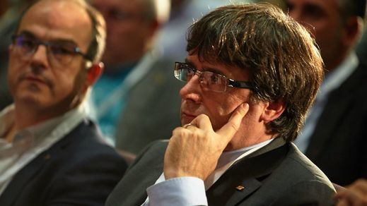 El Constitucional no ve ilegal que se impidiera a Puigdemont aspirar al cargo de president