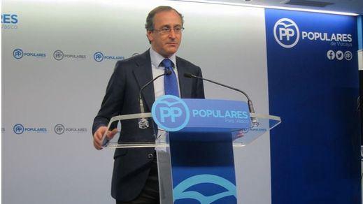 El PP promete ahora no dar un gran 'tijeretazo' vasco a los Presupuestos