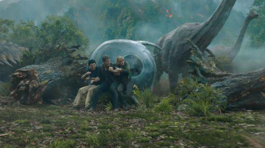 'Jurassic World: El Mundo Caído': Bayona da nueva vida a la franquicia de su maestro