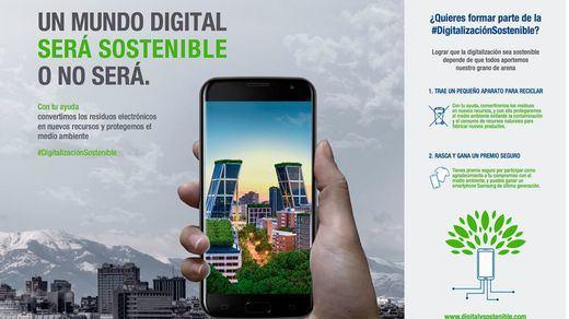 El Corte Inglés impulsa la Digitalización Sostenible en el Mes de la Sostenibilidad
