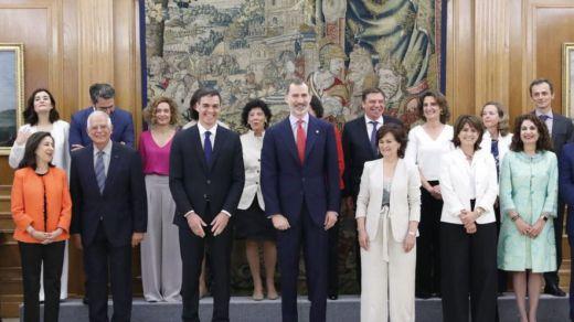 Nuevo Gobierno de Sánchez: lo que prometió cada ministro en su toma de posesión