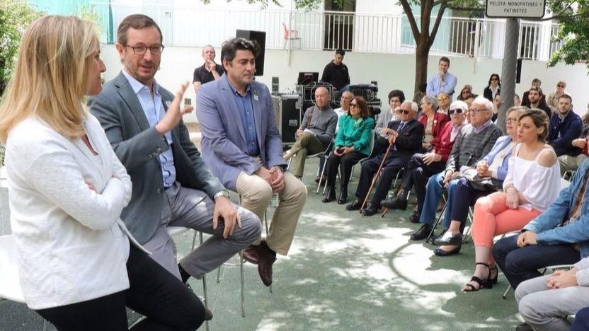 Maroto acusa al Gobierno 'de gestos' de 'dar barra libre a los independentistas'