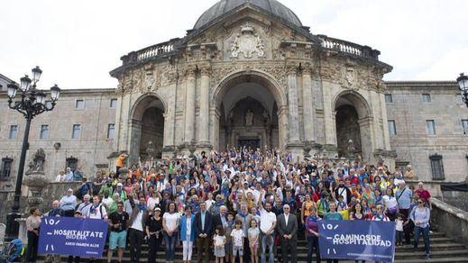 Miles de vascos reivindican el derecho a decidir movilizados por los partidos nacionalistas