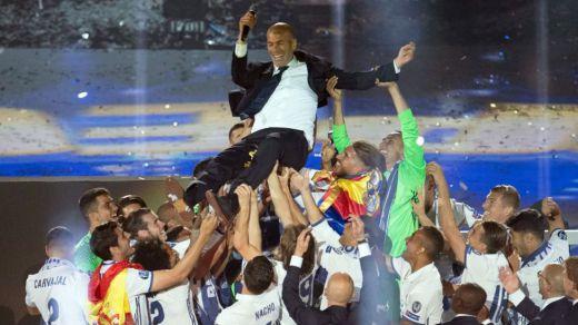 ¿A dónde va el Madrid sin un sustituto para Zidane?