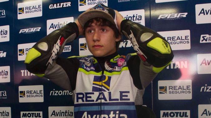 Fallece el niño piloto Andreas Pérez, de tan sólo 14 años