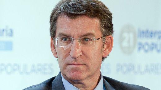 Feijóo, gran favorito en los sondeos en la carrera sucesoria de Rajoy