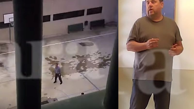 Ex vicepresident de la Generalitat Oriol Junqueras en la prisión de Estremera