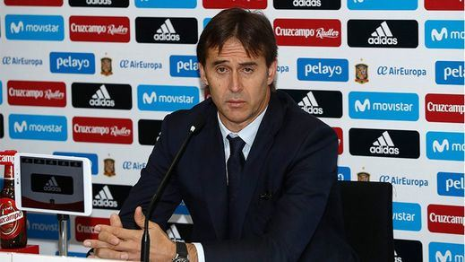 De la Roja a la blanca: Julen Lopetegui será el entrenador del Real Madrid