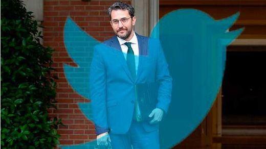 Cuando Màxim Huerta se mofaba en Twitter de los casos de fraude fiscal