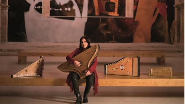 La inigualable Begoña Olavide tiene nuevo, y maravilloso, disco instrumental