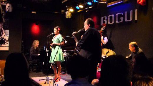 La polifacética T.J. Jazz: swing, blues, jazz clásico, baile y mucho más... en el Bogui