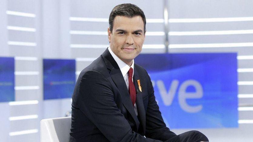 Sánchez debuta este lunes en TVE como presidente: primera entrevista en el cargo