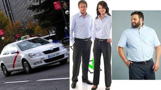 Los taxistas de Madrid se pondrán uniforme para hacer frente a la competencia 'trajeada'