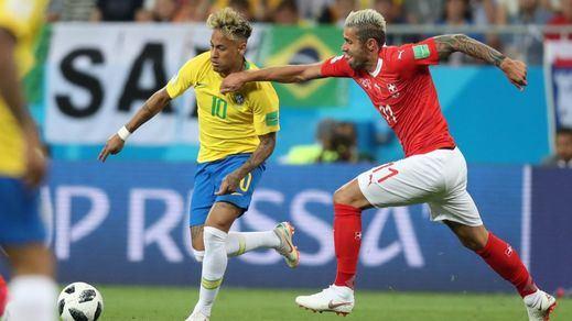Sorpresas entre los favoritos del Mundial: Alemania y Brasil pinchan ante México y Suiza