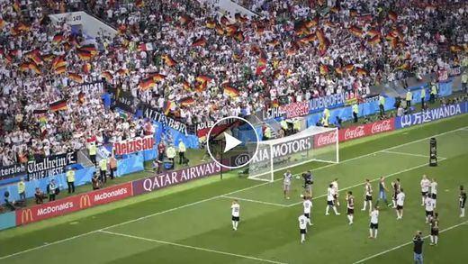 Rusia 2018: Alemania 0-1 México