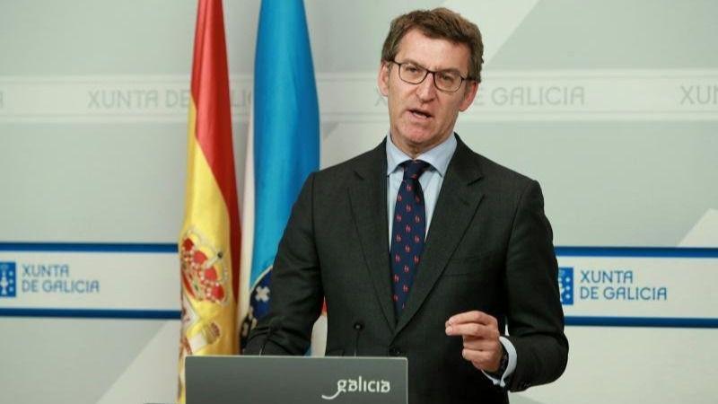 Calabazas de Feijóo: el presidente gallego se quedará en su tierra y se borra de la sucesión en el PP