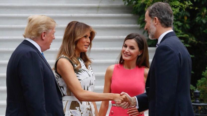 Trump amenaza con visitar España