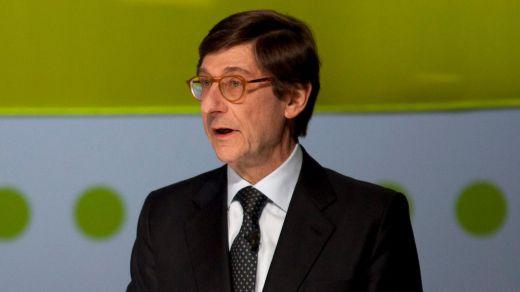 """Goirigolzarri insta a avanzar en la Unión Bancaria europea, lo que """"mejoraría la competitividad de nuestras empresas"""""""