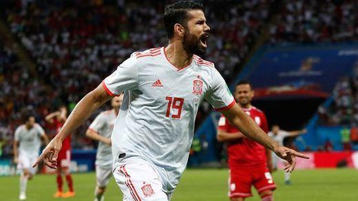 Sufriendo y con poco fútbol, España supera el muro de Irán (1-0)