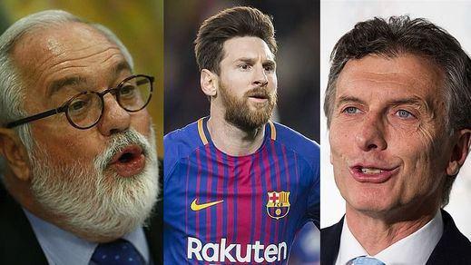 'Papeles de Panamá': Messi, la familia de Macri o la mujer de Arias Cañete, entre los nuevos señalados
