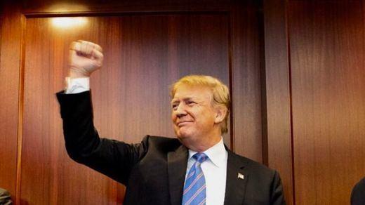 Trump rectifica ante las críticas y dejará de separar a los niños inmigrantes de sus padres