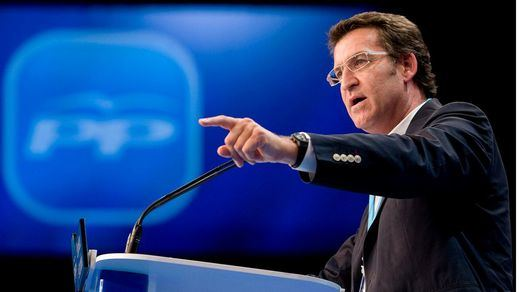 Feijóo abre la puerta a suceder al sucesor de Rajoy en el PP