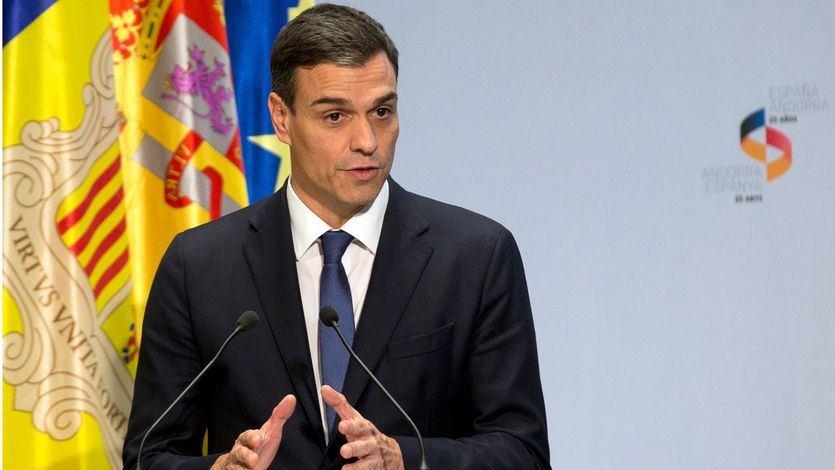 Sánchez inicia el via crucis de los presidentes nacionalistas: este día 25, Urkullu; el 9 de julio, Torra