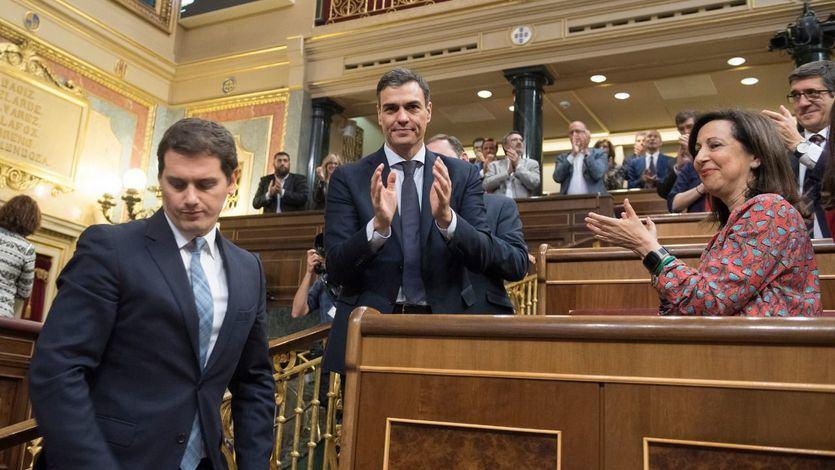 El PSOE se confirma como primera fuerza política tras su ascenso al poder