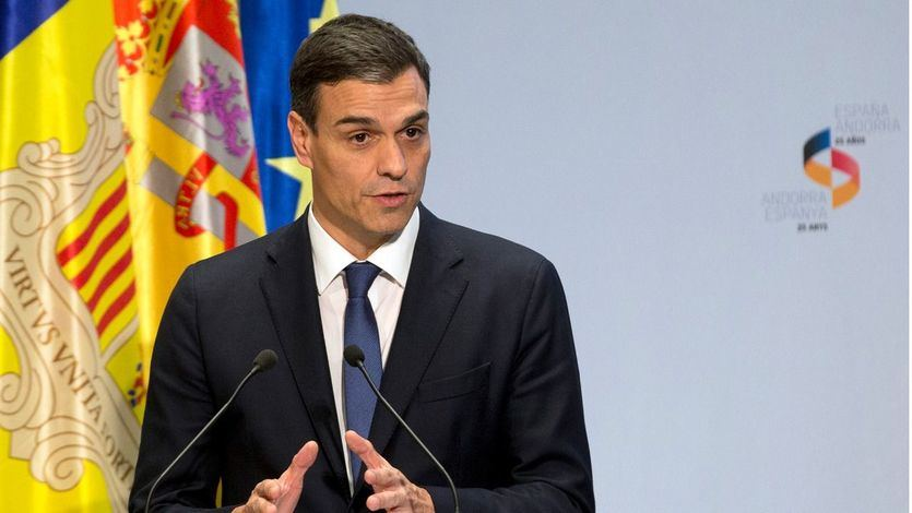 Sánchez expone su hoja de ruta: del traslado de Franco a legalizar la eutanasia, acabar con la explotación laboral...