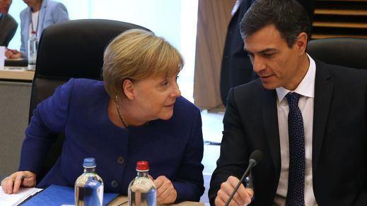 Sánchez recuerda que la UE se basa en la solidaridad y los derechos humanos