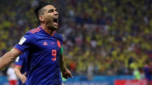 Mundial Rusia 2018: Colombia respira y sueña con octavos mientras que Inglaterra arrasa