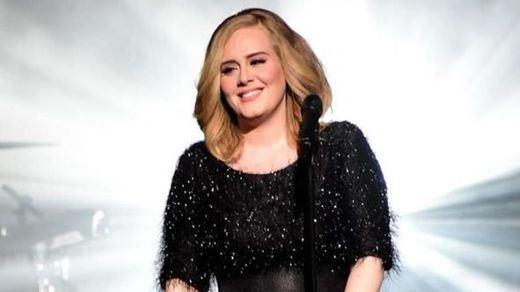 Adele ya trabaja en su próximo álbum