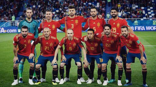 Los próximos partidos de España: horarios y dónde ver a La Roja en el Mundial de Rusia 2018