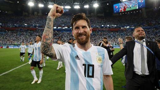 Mundial Rusia 2018: Argentina y Francia se enfrentarán en octavos tras el milagro albiceleste