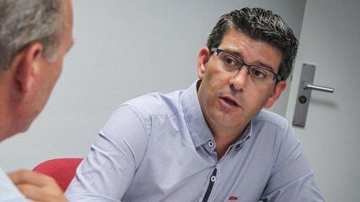 Detenido por corrupción el socialista Jorge Rodríguez, presidente de la Diputación de Valencia y alcalde de Ontinyent