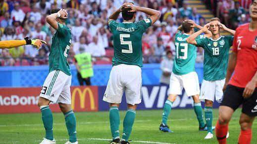 'Katastrophe': Alemania se queda fuera del Mundial por primera vez en casi un siglo